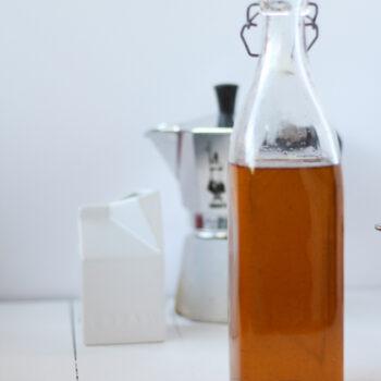 Triple Vanilla Syrup