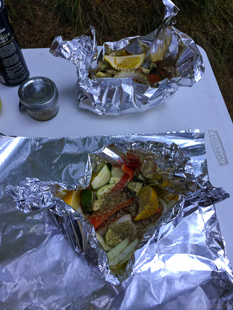 Easy Camping Meal Plan