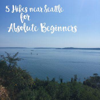 5 Hikes Near Seattle for Absolute Beginn...