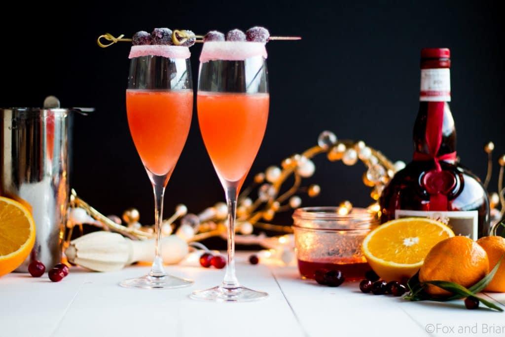 Cranberry Orange Cosmo-3