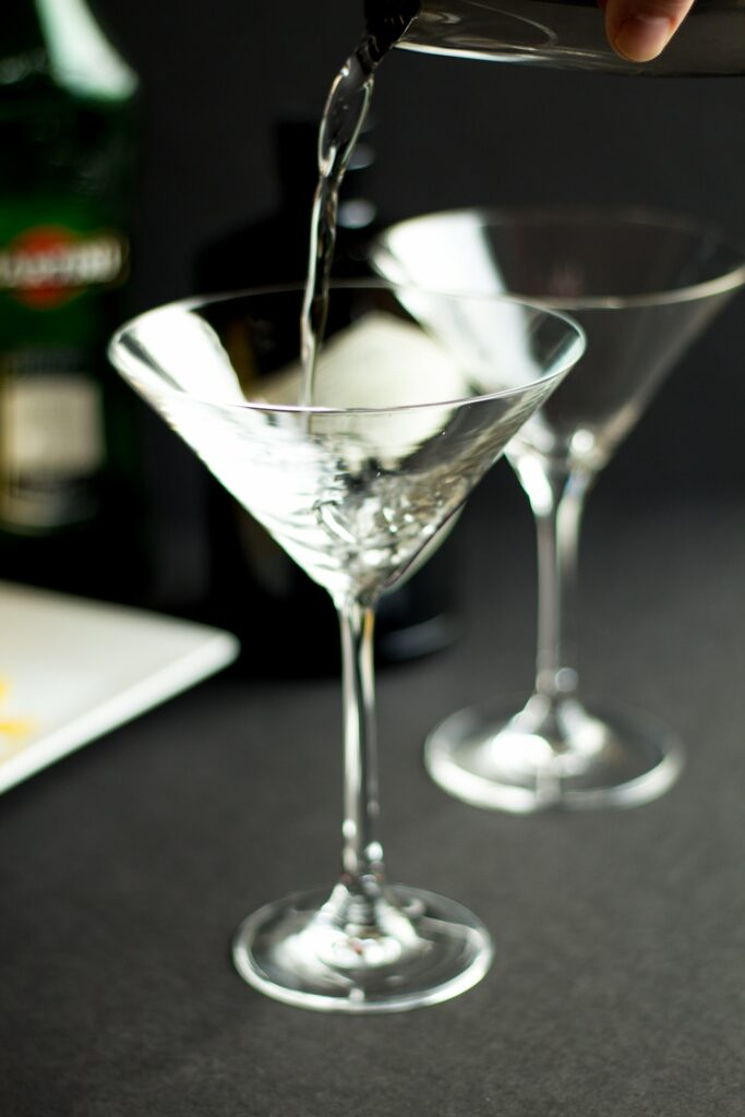 How to make Perfect Martini