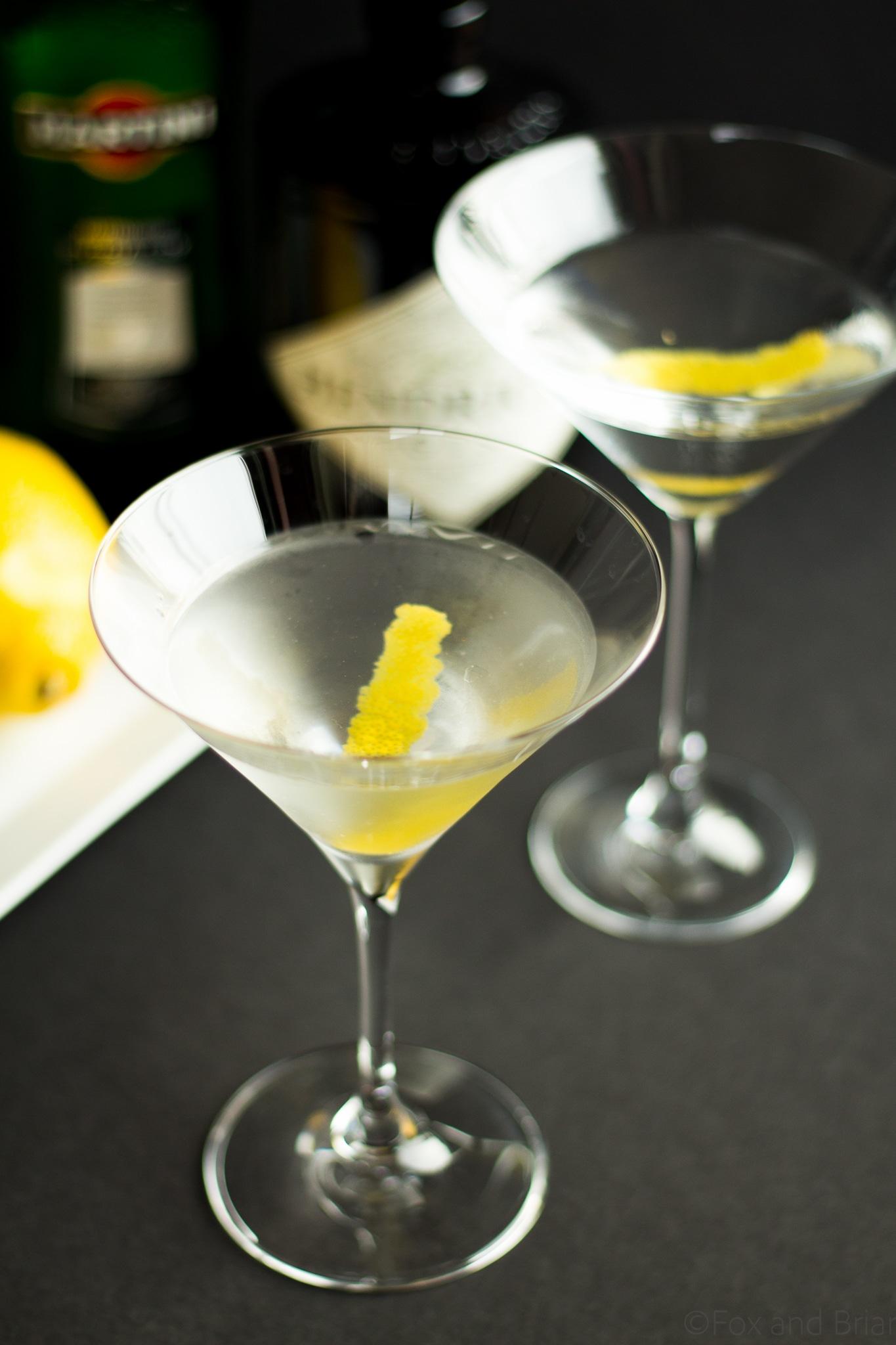 How to make Perfect Martini