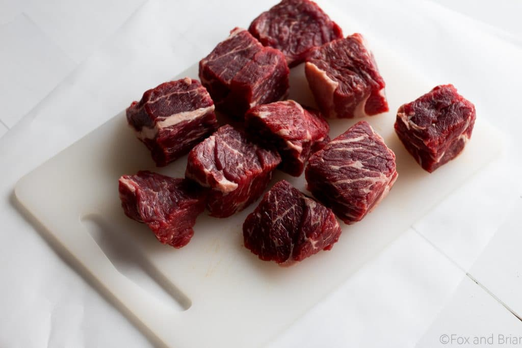 This Red Wine Beef Stew Is Rich And Hearty With Tender Beef And A Velvety