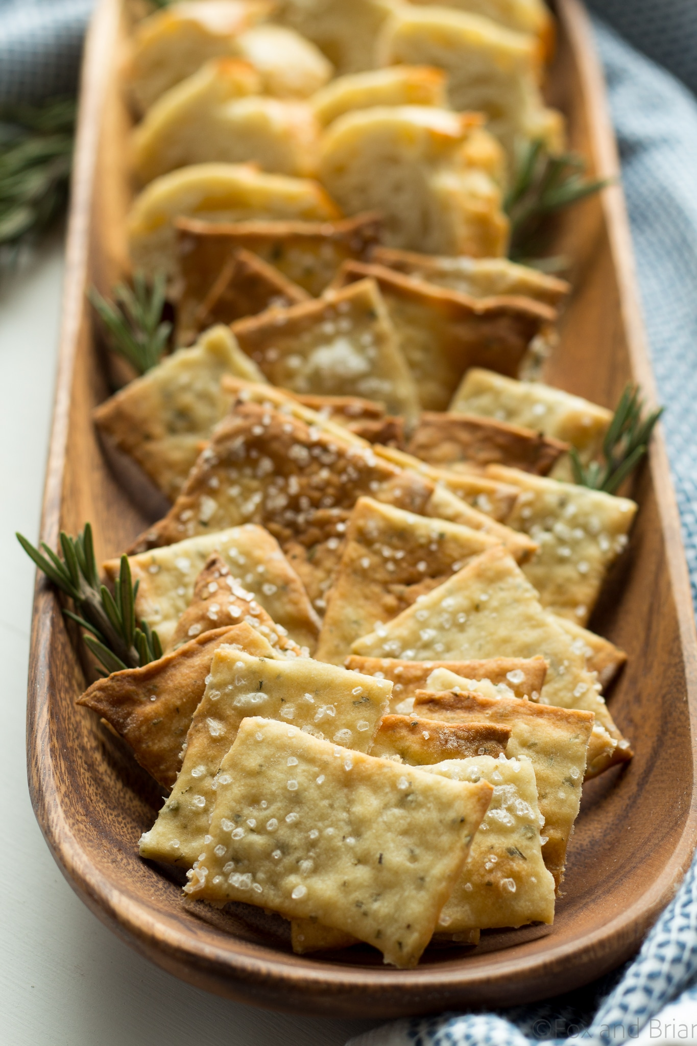 These easy homemade crackers are the perfect addition to your cheese plate, or just to have on hand for snacking. Also, how to make a killer cheeseplate with ingredients from the regular grocery store!