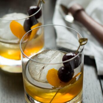 Apple Old Fashioned Recipe