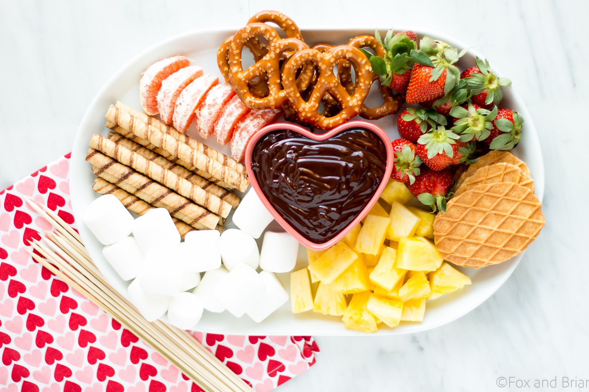 Fondue Dinner Party Ideas Part - 46: This Easy Chocolate Fondue Is A Fun Dessert For A Romantic Valentineu0027s Day  Dinner Or Party