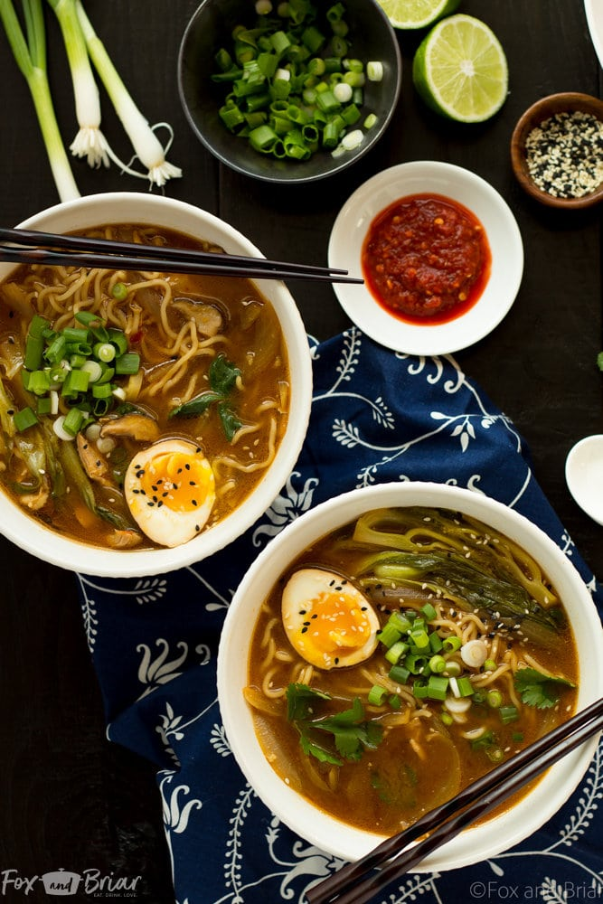 How to make japanese ramen easy