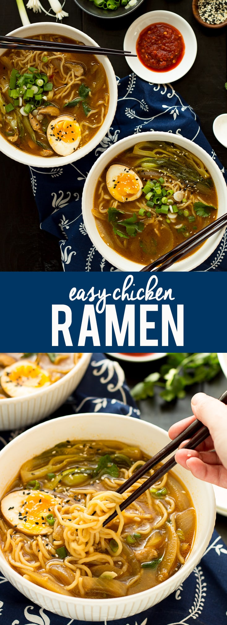 Japanese chicken ramen noodle recipes