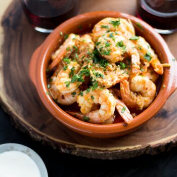 Garlic Shrimp (Gambas al Ajillo)
