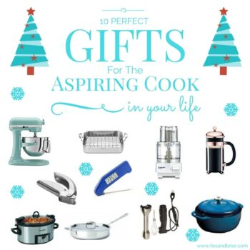 10 Perfect Gifts for the Aspiring Cook i...