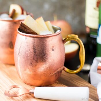 Apple Cider Irish Mule