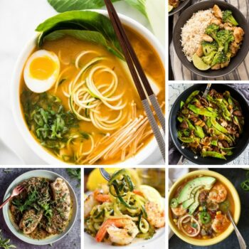 31 Healthy Dinner Recipes That Take 30 M...