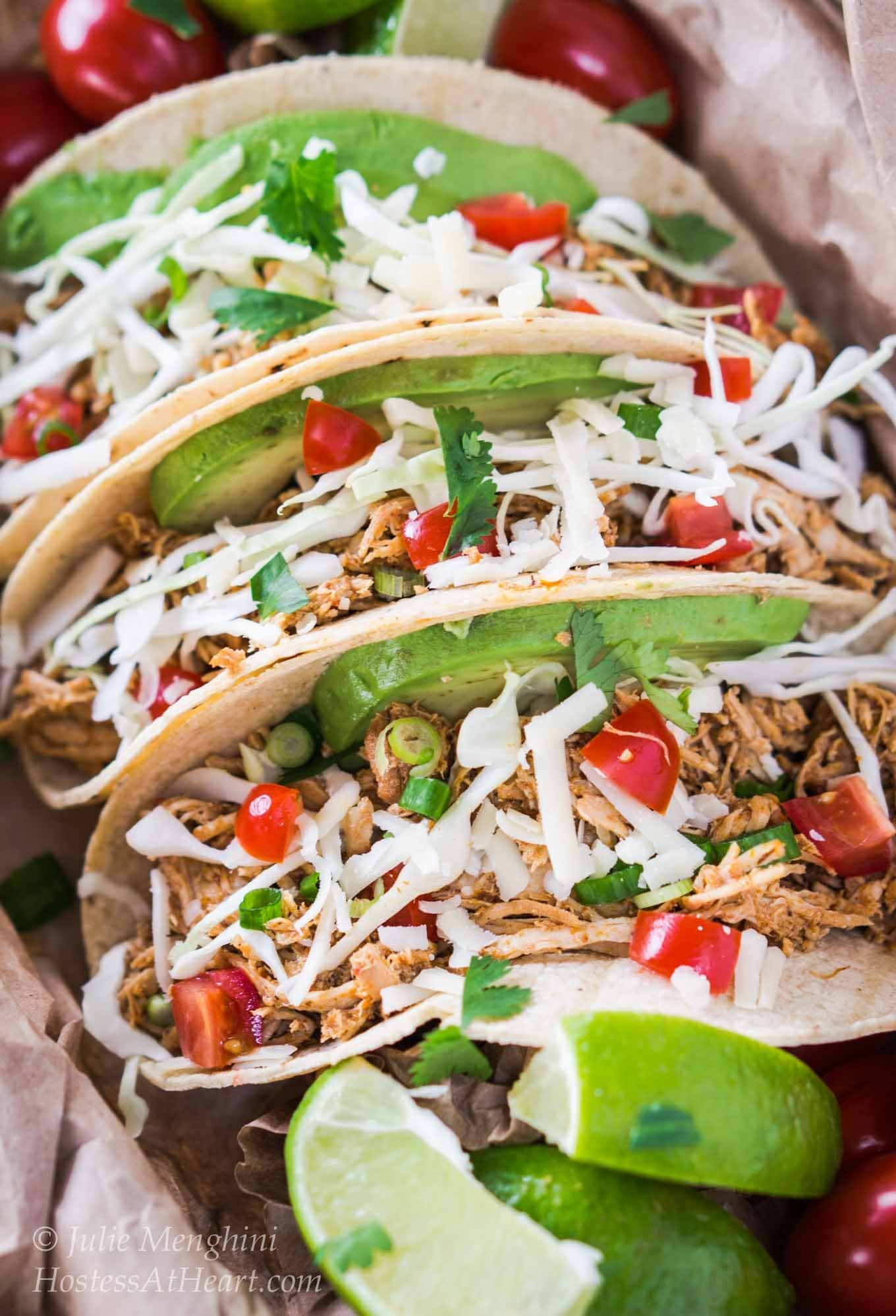 31 Creative Taco Recipes so you can have a different taco every day! Taco Tuesday | Steak Tacos | Chicken Tacos | Beef Tacos | Fish Tacos | Pork Tacos | Veggie tacos | Cinco De Mayo Recipes