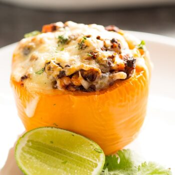 Tex-Mex Stuffed Bell Peppers