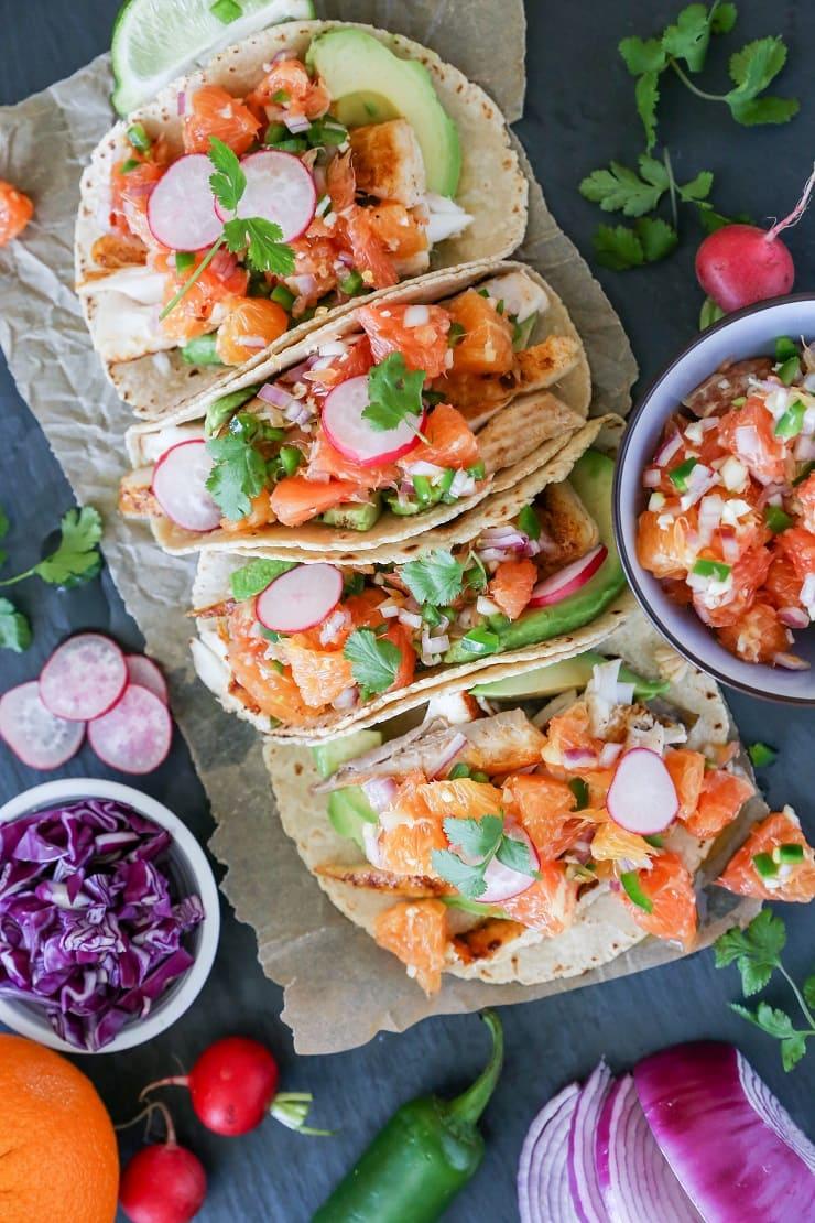 31 Creative Taco Recipes so you can have a different taco every day! Taco Tuesday   Steak Tacos   Chicken Tacos   Beef Tacos   Fish Tacos   Pork Tacos   Veggie tacos   Cinco de Mayo