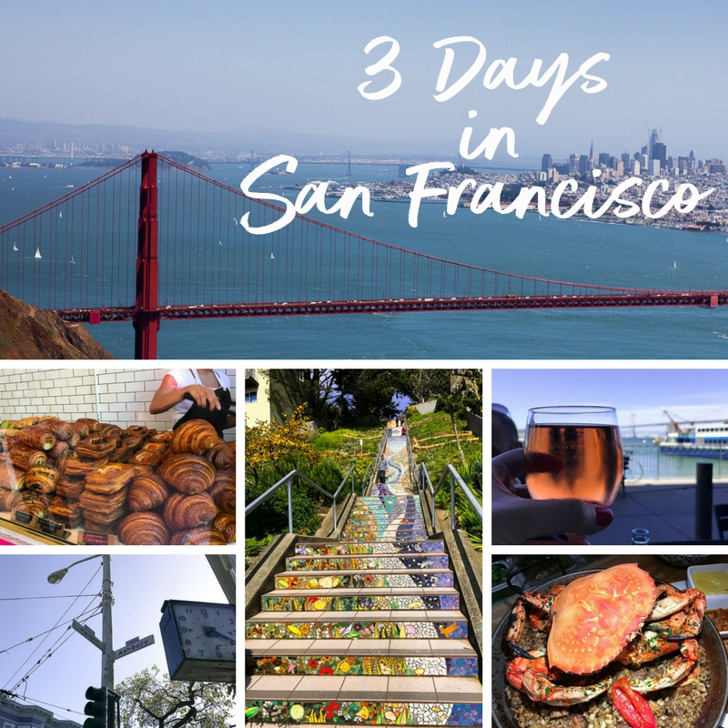 What to do and where to eat in San Francisco. The Ultimate Weekend Travel Guide! How to spend a 3 day weekend in San Francisco | Best places to eat in San Francisco | tourist attractions San Francisco | Weekend trip to San Francisco | Things to do in San Francisco | Underrated things to do in San Francisco