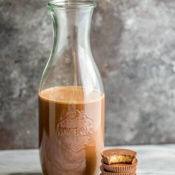 Peanut Butter Cup Coffee Creamer