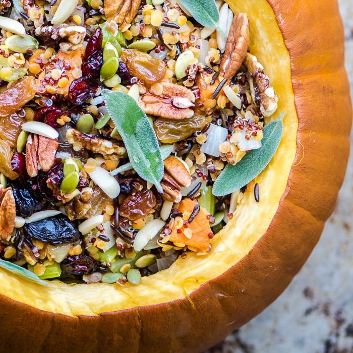 31 Healthy Pumpkin Recipes | Healthy Fall Recipes | Healthy Pumpkin Spice Recipes | Savory Pumpkin Recipes | Healthy Pumpkin Desserts | Healthy Fall Breakfast