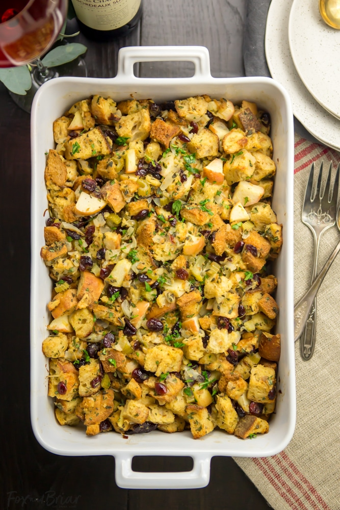 Cranberry Apple Stuffing recipe | How to make stuffing from scratch | Classic Stuffing Recipe | Traditional Stuffing Recipe | Simple Stuffing Recipe | Thanksgiving Dressing Recipe | Classic Bread Stuffing Recipe | Old Fashioned Stuffing Recipe | Homemade Stuffing Recipe | Herb Stuffing Recipe | Best Ever Stuffing Recipe | Moist Stuffing Recipe #thanksgivingrecipe #stuffingrecipe #traditionalstuffingrecipe #oldfashionedstuffingrecipe