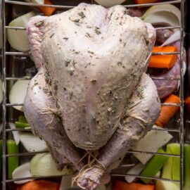 How to Truss a Turkey (Video!) and Turke...