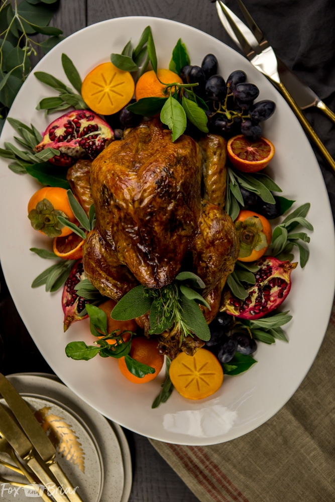 Easy Herb Butter Roasted Turkey   Thanksgiving Turkey Recipe   Turkey Seasoning   Oven Roasted Turkey   Low Carb Thanksgiving Turkey Recipe   Juicy Turkey Recipe   Turkey recipe using cheesecloth #turkey #thanksgiving #Thanksgivingturkey #thanksgivingrecipe