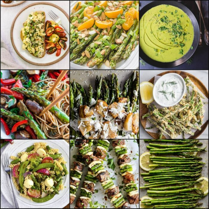 20 Asparagus Recipes for Spring