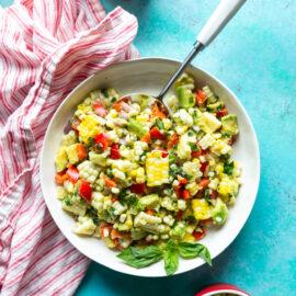 Fresh Summer Corn Salad Recipe