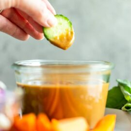 The Best Thai Peanut Sauce Recipe