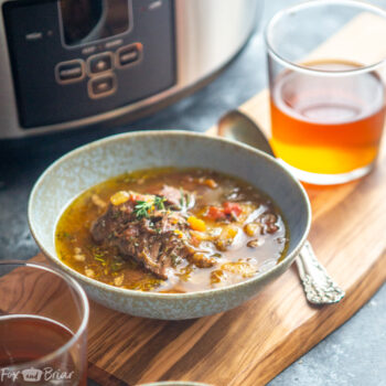 Slow Cooker Beef Stew with Beer