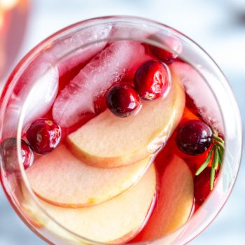 Cranberry Orange Sangria Recipe
