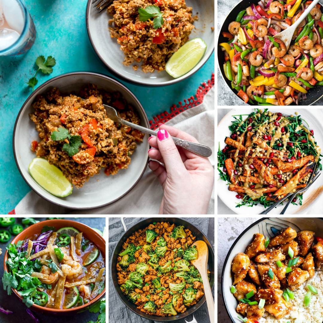 31 fast healthy dinner recipes for the new year fox and briar