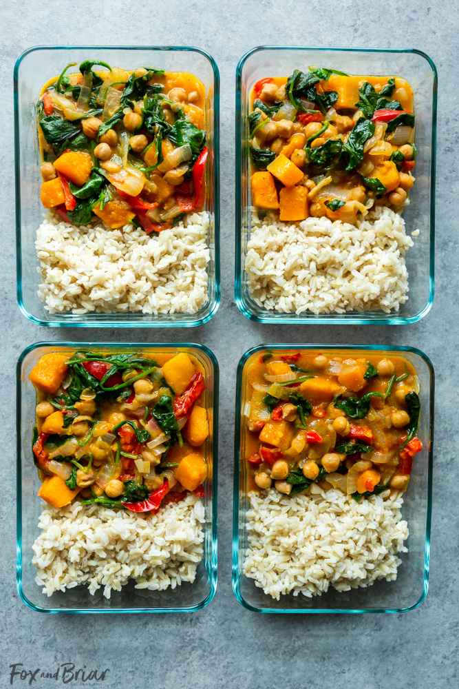 20 Meal Prep Ideas Fox And Briar