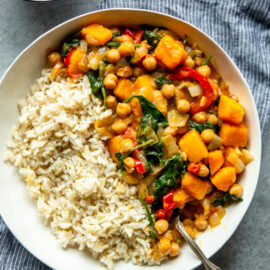 Easy Chickpea Curry – Healthy Meal...