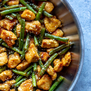 Easy Lemon Chicken Stir Fry Recipe