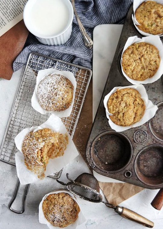 This Easy Zucchini Muffin Recipe is the best way to use up your zucchini! And it is also a great way to get kids to eat vegetables! | Best Zucchini muffin recipe | zucchini recipes | how to use up zucchini | Muffin recipes | hidden veggies | recipes for kids