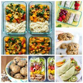 20 Meal Prep Ideas
