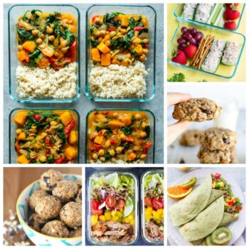20 Meal Prep Ideas