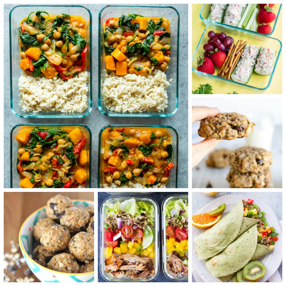 Great Meal Prep Ideas For Lunch And Dinner
