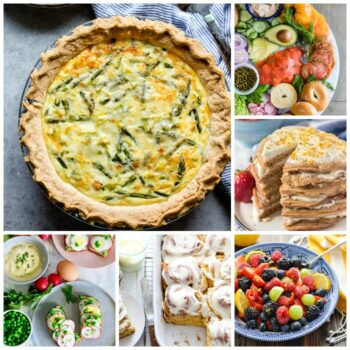 25 Brunch Recipes Perfect for Spring
