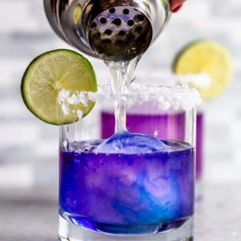 Magical Color Changing Margarita Recipe