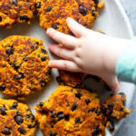 Sweet Potato, Kale and Black Bean Pattie...