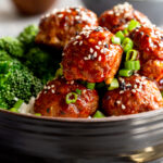 Easy Korean Meatballs Recipe