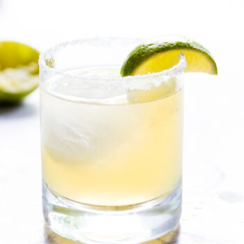 Easy Margarita From Scratch Recipe