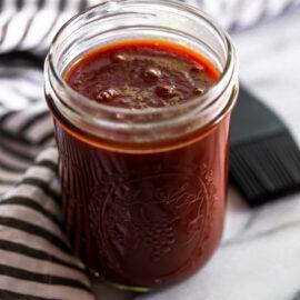 Easy Homemade BBQ Sauce Recipe