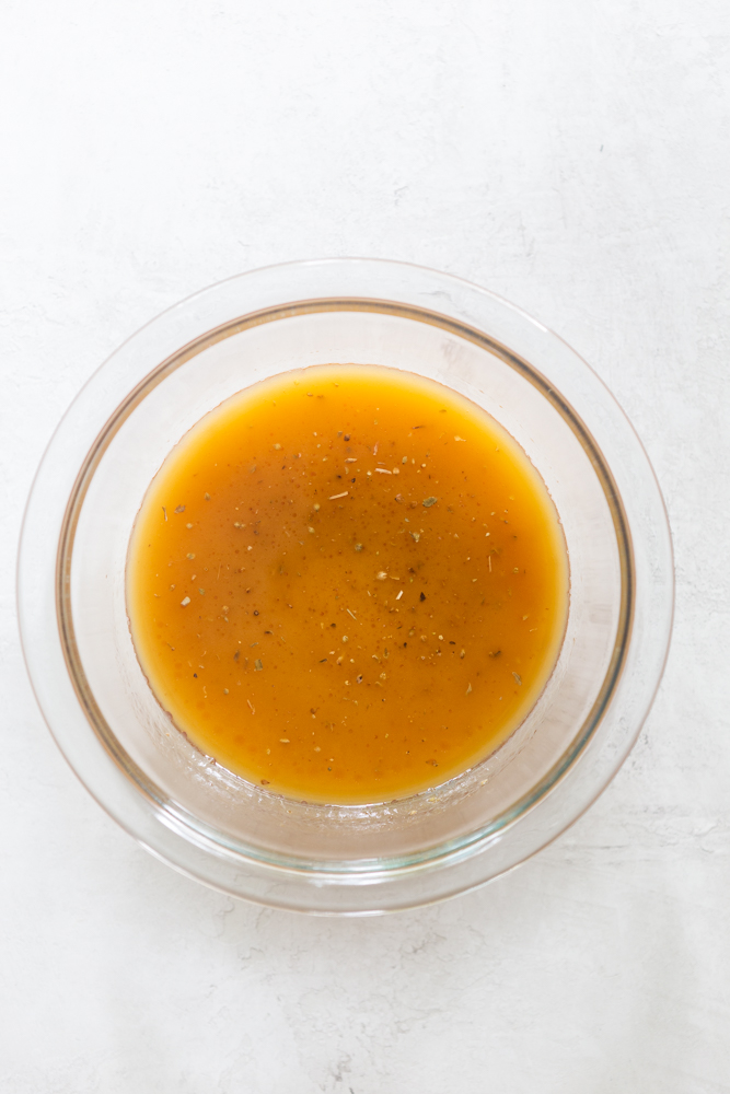 lemon vinaigrette for orzo salad