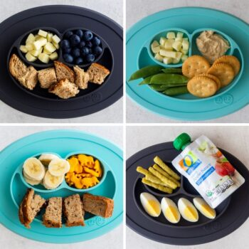 Five Easy Toddler Lunch Ideas
