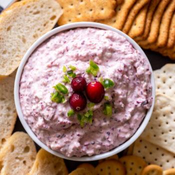 Cranberry Jalapeno Dip