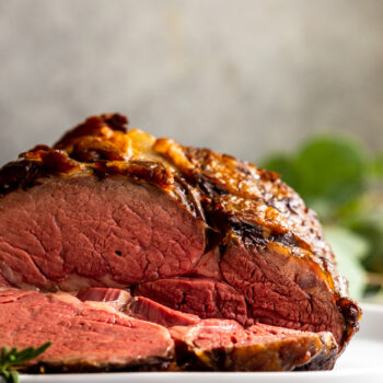 Slow Roasted Prime Rib Recipe