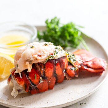 Easy Broiled Lobster Tails Recipe